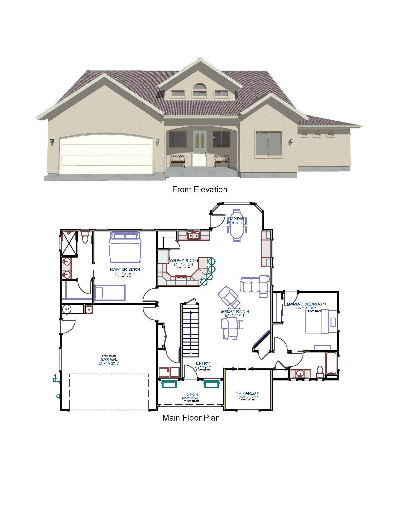 How much does it cost to draw a house plan in south africa for How much does a 2 story house cost